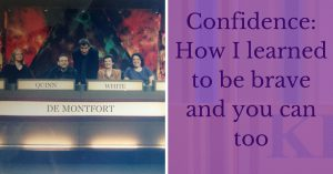 Confidence_ How I learned to be brave and you can too