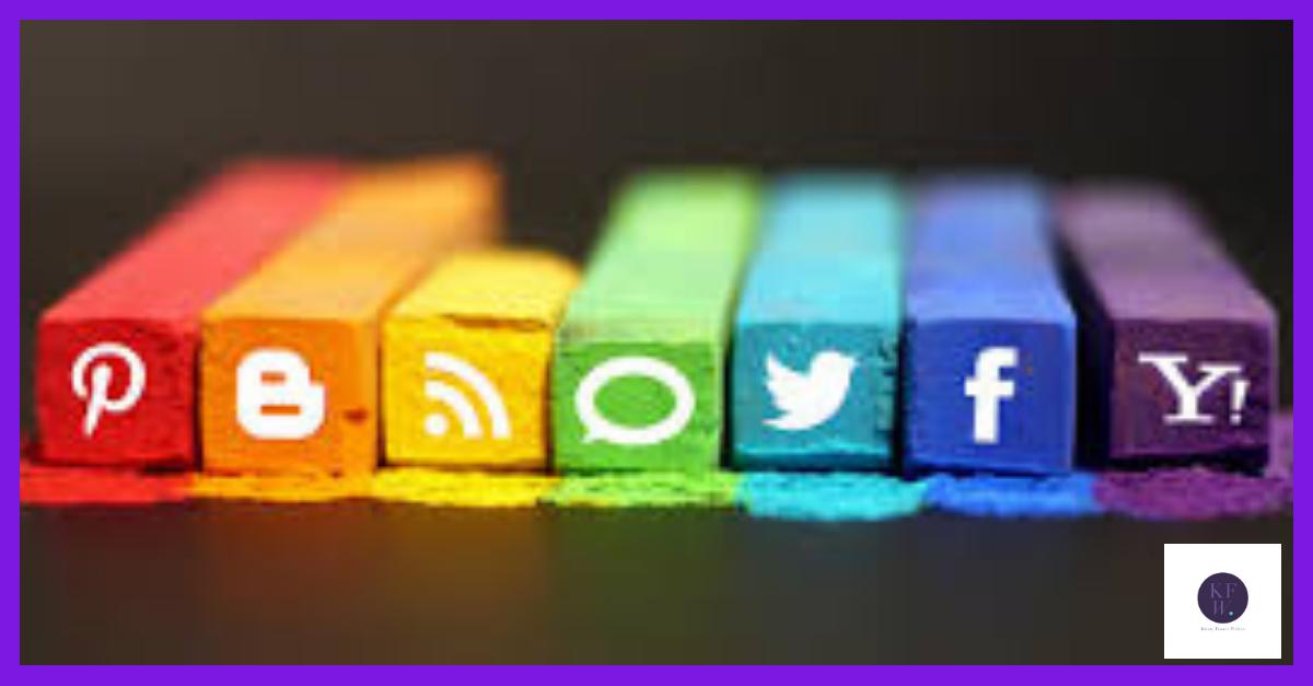 choose social media platforms