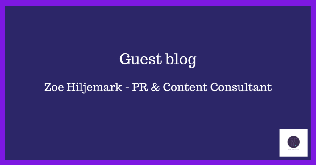 What is PR - guest blog
